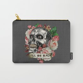 I'll Be Back Carry-All Pouch