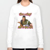 fresh prince Long Sleeve T-shirts featuring Fresh prince by MartiniWithATwist