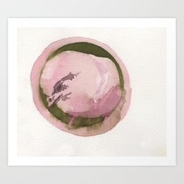 Chick 234 of 5,326  Art Print