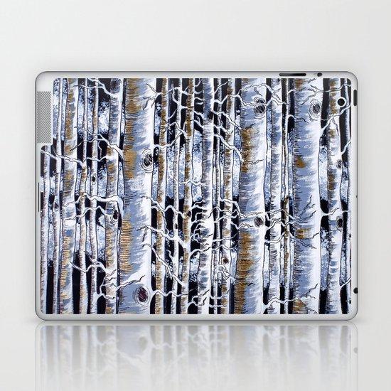 Birch Slap Laptop & iPad Skin