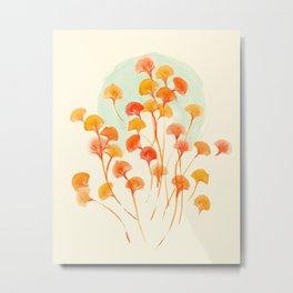 The bloom lasts forever Metal Print