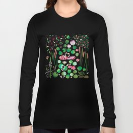 Pond Affair in color Long Sleeve T-shirt