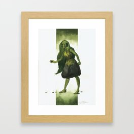 Invidia Framed Art Print