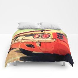 Vintage 'Cuda Comforters