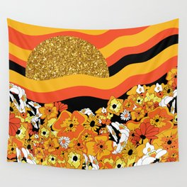 Mr. Sun Wall Tapestry