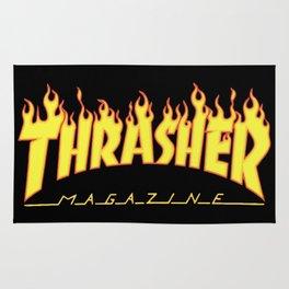 Thrasher Magazine Rug