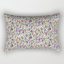 Gursdee-esque Rectangular Pillow