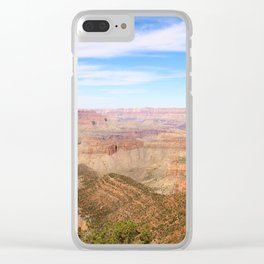 South Rim Grand Canyon Clear iPhone Case