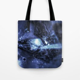 Abstract Imagined Tote Bag