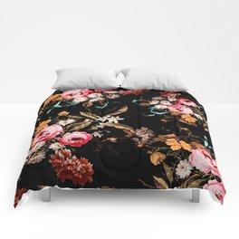 Midnight Garden IV Comforters