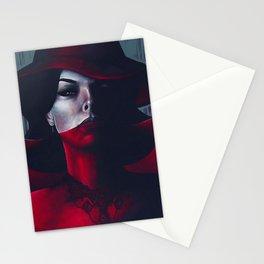 Miss Scarlet Stationery Cards