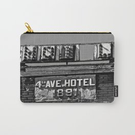 4th Avenue Hotel Carry-All Pouch