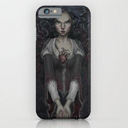 Bleeding Hearts Club iPhone Case