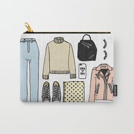 Soft Rock Carry-All Pouch