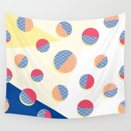 Japanese Patterns 01 Wall Tapestry