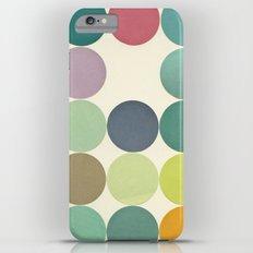 Circles I iPhone 6 Plus Slim Case