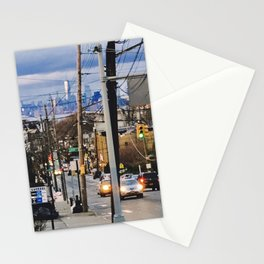 Victory Boulevard Stationery Cards