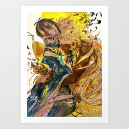 Kogimika - the Missing Memory vol.1 Art Print