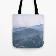 Hills #2 Tote Bag