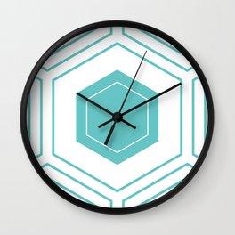 HEXMINT3 Wall Clock