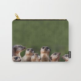 Meerkat Mob Carry-All Pouch