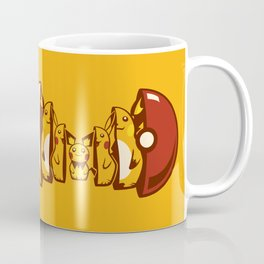 Poketryoshka - Electric Type Coffee Mug