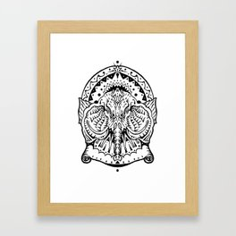 Phantasy Framed Art Print