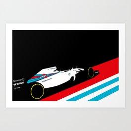 Fw36 Art Print