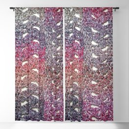 Mixed Berries Blackout Curtain