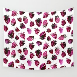 Blackberries Wall Tapestry