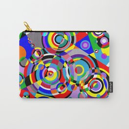 Raindrops by Bruce Gray Carry-All Pouch