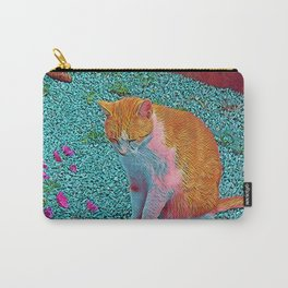 Popular Animals - Cat Carry-All Pouch