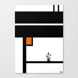 Keep Reaching Canvas Print