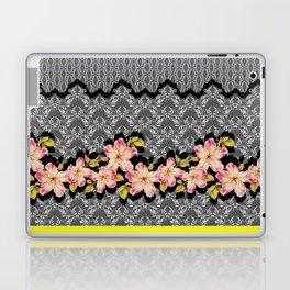 Azelea Border Laptop & iPad Skin