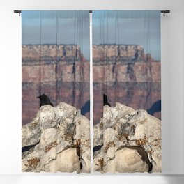 Lost in Grand Canyon Blackout Curtain