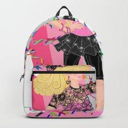 1980s GIRL Backpack