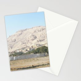 The Clossi of memnon at Luxor, Egypt, 3 Stationery Cards