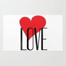 My Love My Valentine Rug