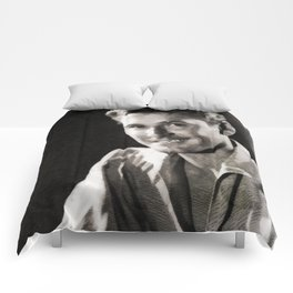 Errol Flynn, Vintage Actor Comforters