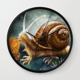 Snaggon Wall Clock
