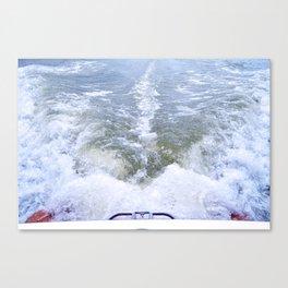Master Wake Canvas Print
