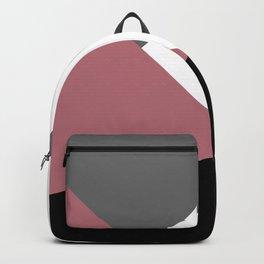 Elegant geometric design Backpack