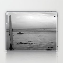 Courageous Contemplation Laptop & iPad Skin