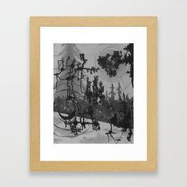 Multi-Landscape Framed Art Print