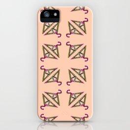 Triangular Hangers iPhone Case