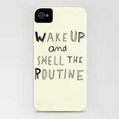 WAKE UP Slim Case iPhone (4, 4s)