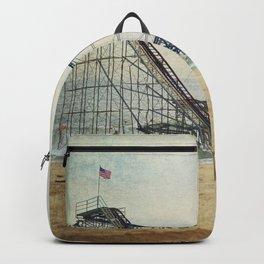 Jet Star Coaster Backpack