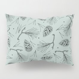 Pine forest Pillow Sham