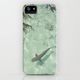 Protect Me iPhone Case