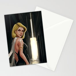 Angel In Limbo Stationery Cards